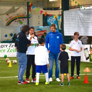 Antenne 1 Charity Kick 2015