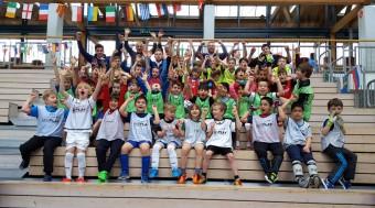 Fußballspaß statt Kinderfasching