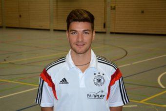 Fair Play Trainer Daniel Fredel ist neuer Nationalspieler in der Deutschen Futsal-Nationalmannschaft