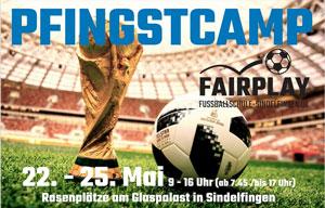 Nachbericht vom Fair Play Ostercamp 2018