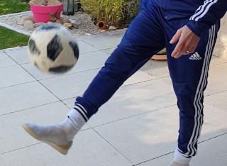 TE 8 –  Jonglieren mit dem Fuß